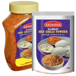 Garlic-Idly-Chilli-Powder
