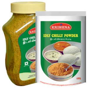 Idly-Chilli-Powder