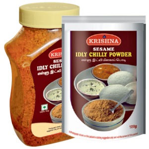 Sesame-Idly-Chilli-Powder